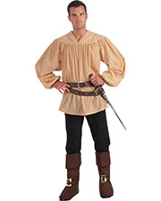 Halloween Costumes FM68554 Men Medieval Shirt Std Adult at GotApparel