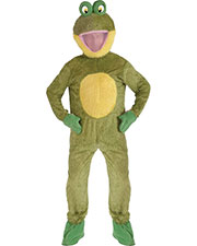 Halloween Costumes FM69592 Men Frog Mascot at GotApparel