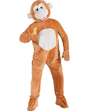Halloween Costumes FM69596 Men Monkey Mascot at GotApparel