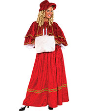 Halloween Costumes FM70160 Women Christmas Caroler Adult at GotApparel