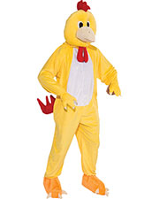 Halloween Costumes FM71107 Men Chicken Mascot at GotApparel