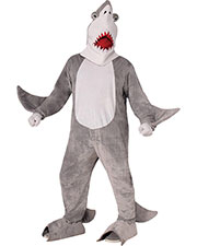 Halloween Costumes FM72867 Men Shark Chomper The Mascot at GotApparel