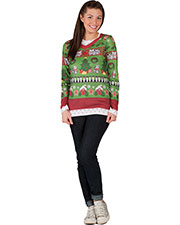 Halloween Costumes FR113254LG Women  Ugly Christmas Large at GotApparel