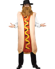 Halloween Costumes FW112444 Men Kosher Hot Dog at GotApparel