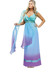 Halloween Costumes FW123384ML Women Sea Queen Md Lg 10-12 at GotApparel