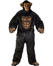 Halloween Costumes FW130304 Men Comical Chimp Adult at GotApparel