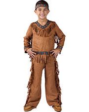 Halloween Costumes FW131022LG Boys American Indian Boy Chld Large at GotApparel