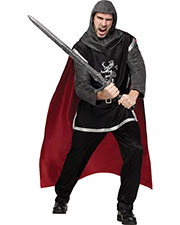 Halloween Costumes FW131254 Men Medieval Knight Os at GotApparel