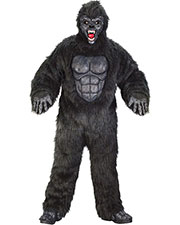 Halloween Costumes FW5709 Men Gorilla Suit Plus Adult at GotApparel