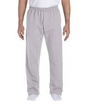 Gildan G123 Men DryBlend 9.3 oz., 50/50 Open-Bottom Sweatpants at GotApparel