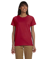 Gildan G200L Women Ultra Cotton 6 oz. T-Shirt at GotApparel