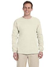 Gildan G240 Men Ultra Cotton 6 oz. Long-Sleeve T-Shirt at GotApparel