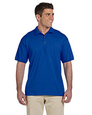 Gildan G280 Men Ultra Cotton 6 oz. Jersey Polo at GotApparel