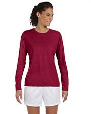 Gildan G424L Women Performance 4.5 Oz. Long-Sleeve T-Shirt at GotApparel