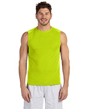 Gildan G427 Men Performance 4.5 oz. Sleeveless T-Shirt at GotApparel