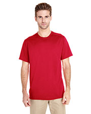 Gildan G470 Adult Tech short sleeve TShirt at GotApparel