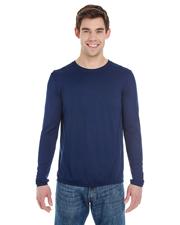 Gildan G474 Adult Tech Long-Sleeve T-Shirt at GotApparel