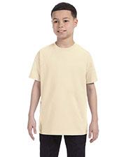 Gildan G500B Boys Heavy Cotton 5.3 oz. T-Shirt at GotApparel