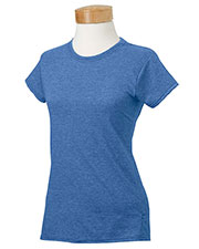 Gildan G640L Women Softstyle 4.5 oz. Fit T-Shirt at GotApparel