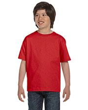 Gildan G800B Youth DryBlend 5.6 oz., 50/50 T-Shirt at GotApparel