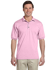 Gildan G880 Men DryBlend 6 oz., 50/50 Jersey Polo at GotApparel