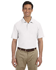 Gildan G948 Men DryBlend 6.5 oz. Pique Sport Shirt at GotApparel