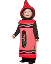 Halloween Costumes GC450301 Infants Crayola Infnt Red 18-24 Months at GotApparel