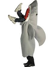Halloween Costumes GC7136 Men Shark Man Eating at GotApparel