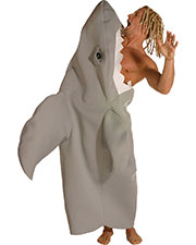 Halloween Costumes GC7137 Men Shark Attack New Style at GotApparel