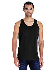 Hanes Gdh300  5.5 Oz., 100% Ringspun Cotton Gart-Dyed  Tank at GotApparel