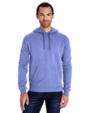 Hanes GDH450 Unisex Garment-Dyed Fleece Hoodie at GotApparel