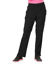 HeartSoul HS020 Women Drawn To Love Low-Rise Cargo Pant at GotApparel