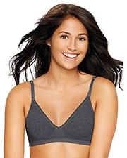 Hanes Ultimate HU11 Women Comfy Support ComfortFlex Fit Wirefree Bra at GotApparel