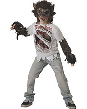Morris Costumes IC17015SM Werewolf Child Size 6 at GotApparel