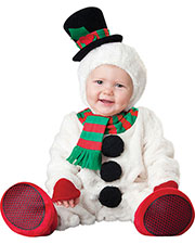 Halloween Costumes IC56002T Infants Silly Snowman 18-24t at GotApparel