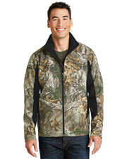 Port Authority J318C  ®  Camouflage Colorblock Soft Shell. at GotApparel