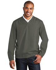 Port Authority J342 Men Zephyr V-Neck Pullover at GotApparel