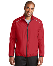 Port Authority J345 Women Zephyr Reflective Hit Full-Zip Jacket at GotApparel