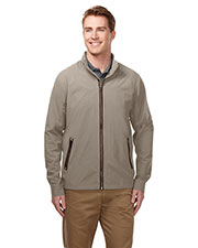 Tri Mountain Gold J5700 Carlton Mens Jacket With 600mm coating at GotApparel