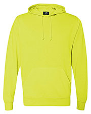 J America J8620 Men Cloud Fleece Pullover Hood at GotApparel