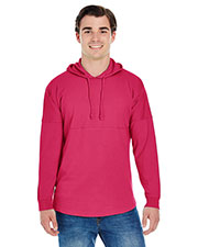 J America JA8228 Men Game Day Jersey Hood at GotApparel