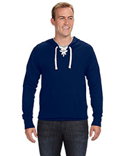 J America JA8231 Men Sport Lace Jersey Hood at GotApparel