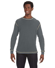 J America JA8238 Men Vintage Long Sleeve Thermal T Shirt at GotApparel