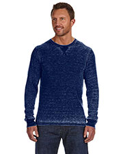J America Ja8241  S Vintage Zen Thermal Long-Sleeve T-Shirt at GotApparel
