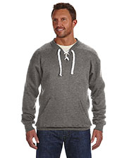 J America JA8430 Men Sport Lace Crew at GotApparel