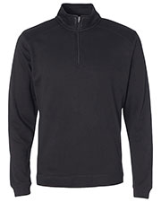 J America J8614 Men Adult Cosmic 1/4-Zip Fleece at GotApparel