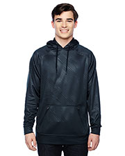 J America JA8670 Men VOLT Poly Fleece Hood at GotApparel