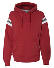 J America JA8847 Men Vintage Athletic Hood at GotApparel