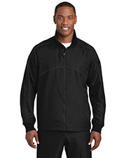 Sport-Tek JST83 Men Shield Ripstop Jacket at GotApparel