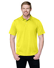 TM Performance K020 Men's Vital Knit Short-Sleeve Golf Shirt at GotApparel